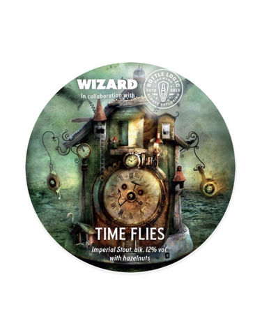 Draft: Wizard x Bottle Logic - Time Flies (12.0%)