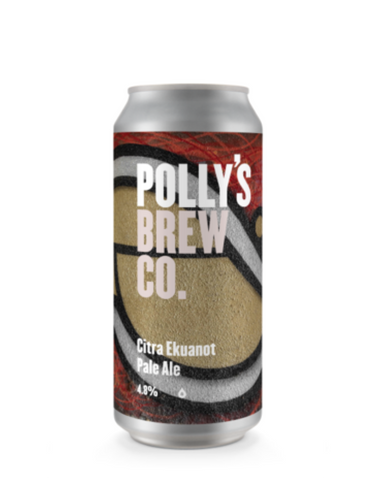Polly's Brew Co - Citra Ekuanot Pale Ale
