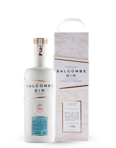 Salcombe Gin Voyager Series 'Arabella' - Ltd Edition