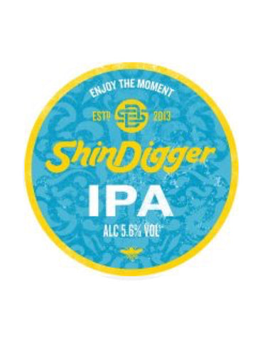 Draft- Shindigger IPA (5.6%)