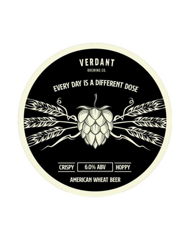 Draft: Verdant - Every Day is a Different Dose (6.0%)