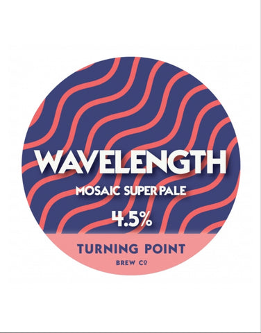 Draft: Turning Point - Wave Length (4.5%)