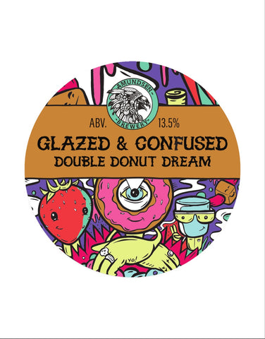 Draft: Amundsen - Glazed & Confused (13.5%)
