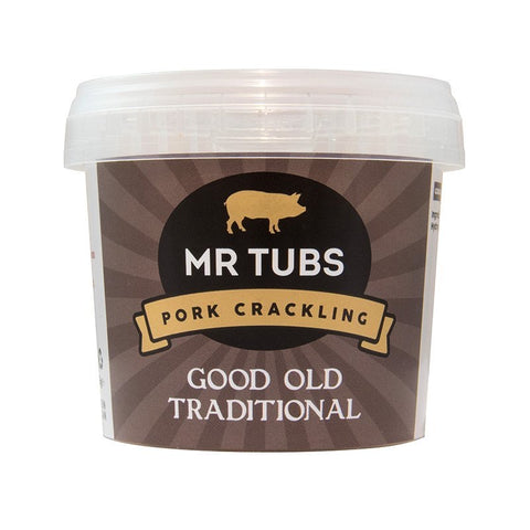 Mr Tubs Pork Crackling