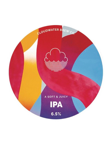 Draft: Cloudwater - IPA (6.5%)