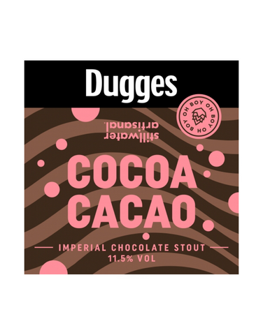 Draft: Dugges - Cocoa Cacao (11.5%)