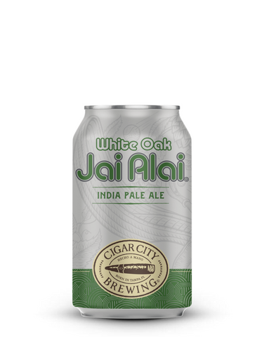 Cigar City - White Oak Jai Alai