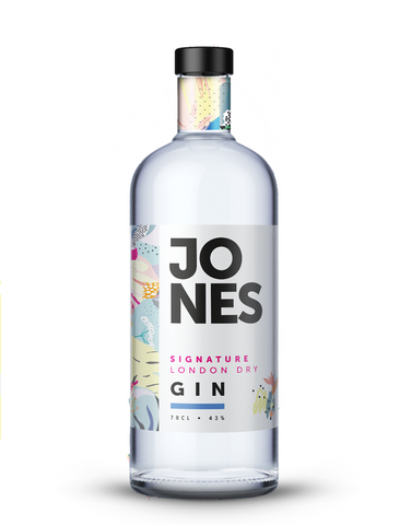 Jones Distillery Signature Dry Gin