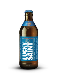 Lucky Saint - Unfiltered Lager (Alcohol Free)