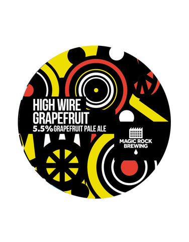 Magic Rock High Wire Grapefruit Pale Ale