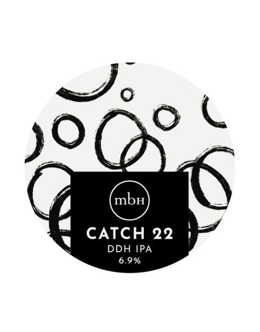 Mobberley Brewhouse - Catch 22