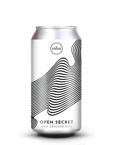 Mobberley Brewhouse - Open Secret