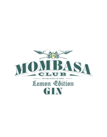 Mombasa Club Lemon Edition Gin & Tonic