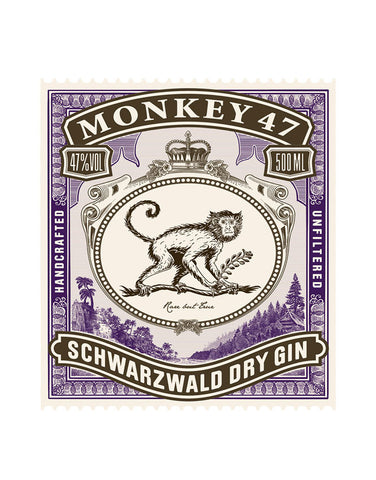 Monkey 47 Gin & Tonic