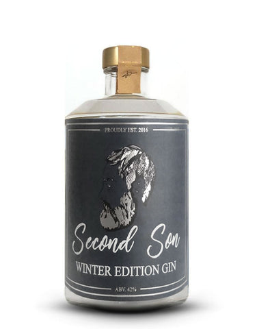 Second Son Winter Edition Gin