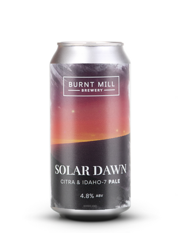 Burnt Mill - Solar Dawn