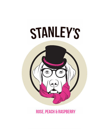 Stanley's Rose, Peach & Raspberry Gin & Tonic