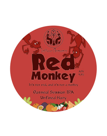 Tatton Red Monkey
