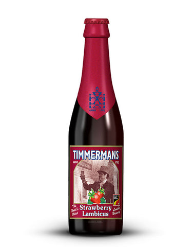 Timmermans Strawberry Lambic