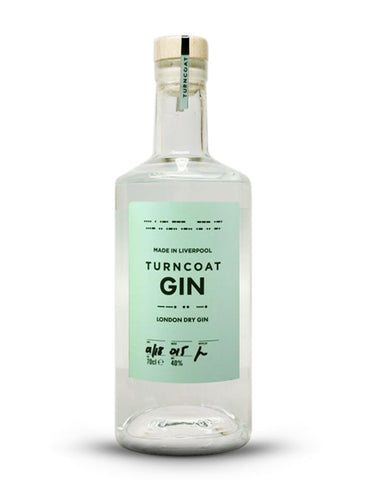 Turncoat London Dry Gin