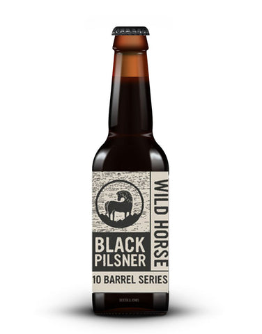 Wild Horse Black Pilsner (10 Barrel Series)