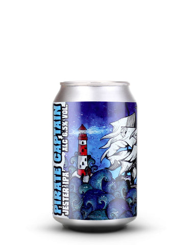 Wild Weather Ales Pirate Captain