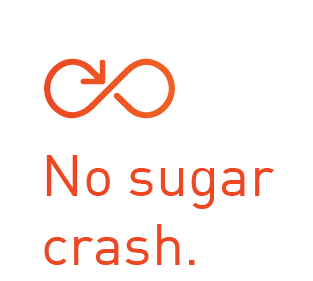 No Sugar Crash Icon