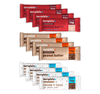 Hemp Protein Bar Variety Pack - 12 Bars - Hemplete Vegan Hemp Protein Bars