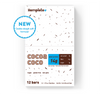 Cocoa + Coco Hemp Protein Bars - 12 Pack - Hemplete Vegan Hemp Protein Bars