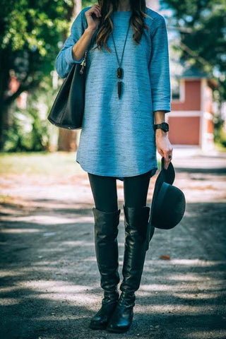 Tunic Dress Fashion