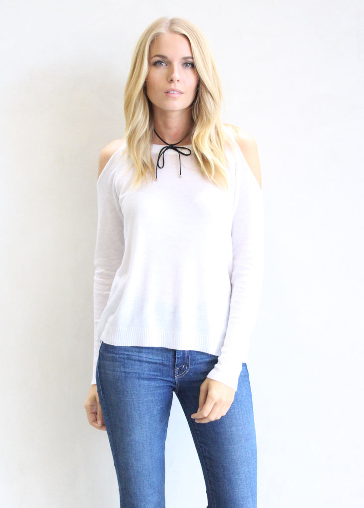 SID CUT-OUT TOP - JD LUXE  - 1