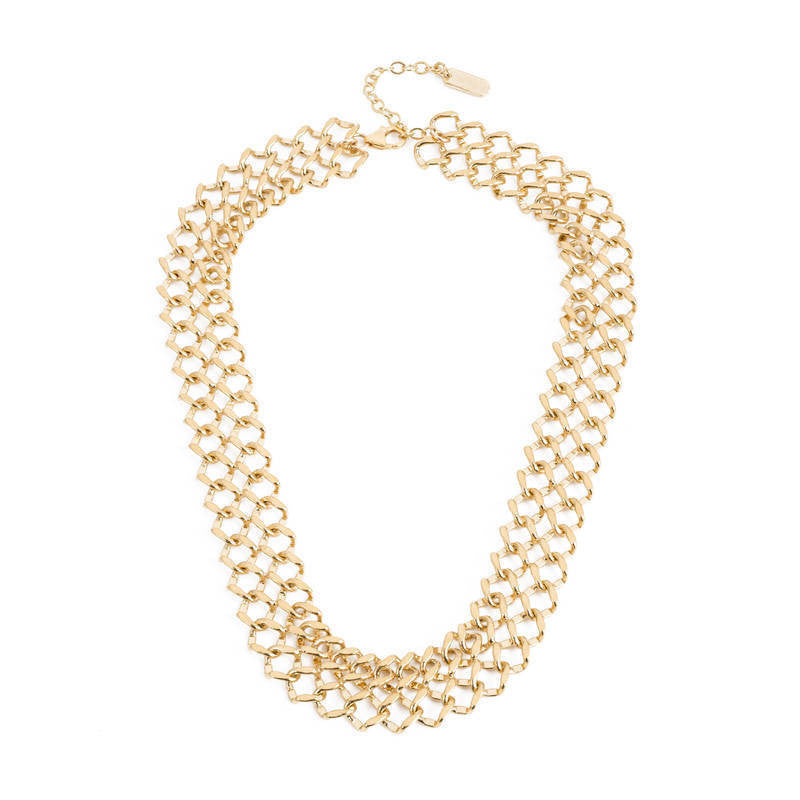 COLLAR NECKLACE - JD LUXE