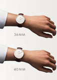 DANIEL WELLINGTON CLASSIC SHEFFIELD - JD LUXE