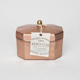 HOMESTEAD OCTAGON TEA TIN - SUNDRY - JD LUXE