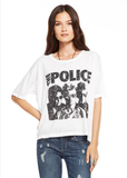 THE POLICE TOP BY CHASER - JD LUXE