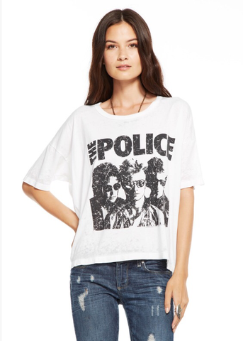 THE POLICE TOP BY CHASER