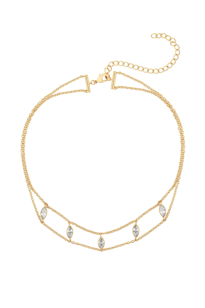 FIVE AND TWO JOIE NECKLACE