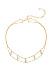 FIVE AND TWO JOIE NECKLACE - JD LUXE