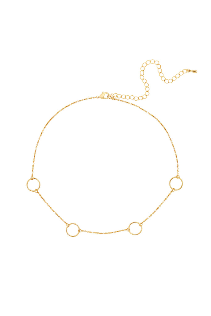 FIVE AND TWO MAX CHOKER - JD LUXE