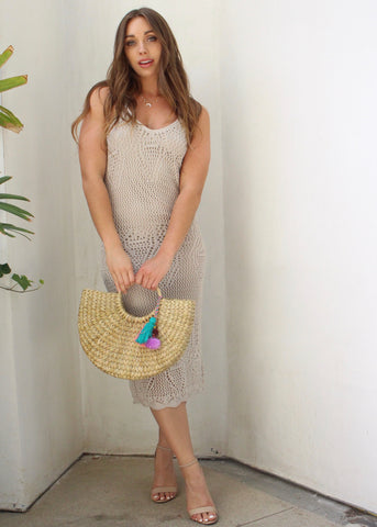 WILLOW CROCHET DRESS