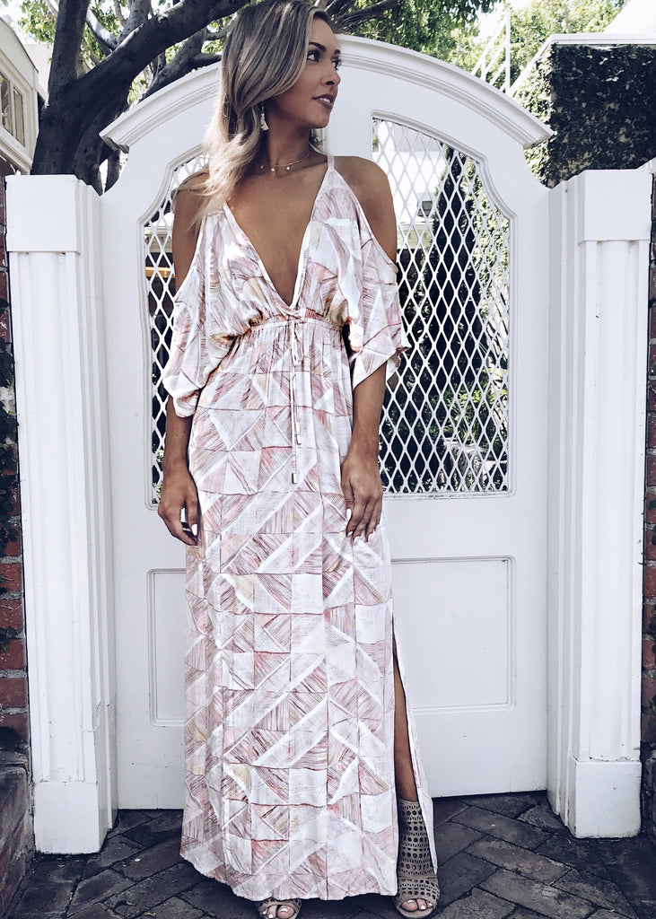 ROSSARIO MAXI DRESS