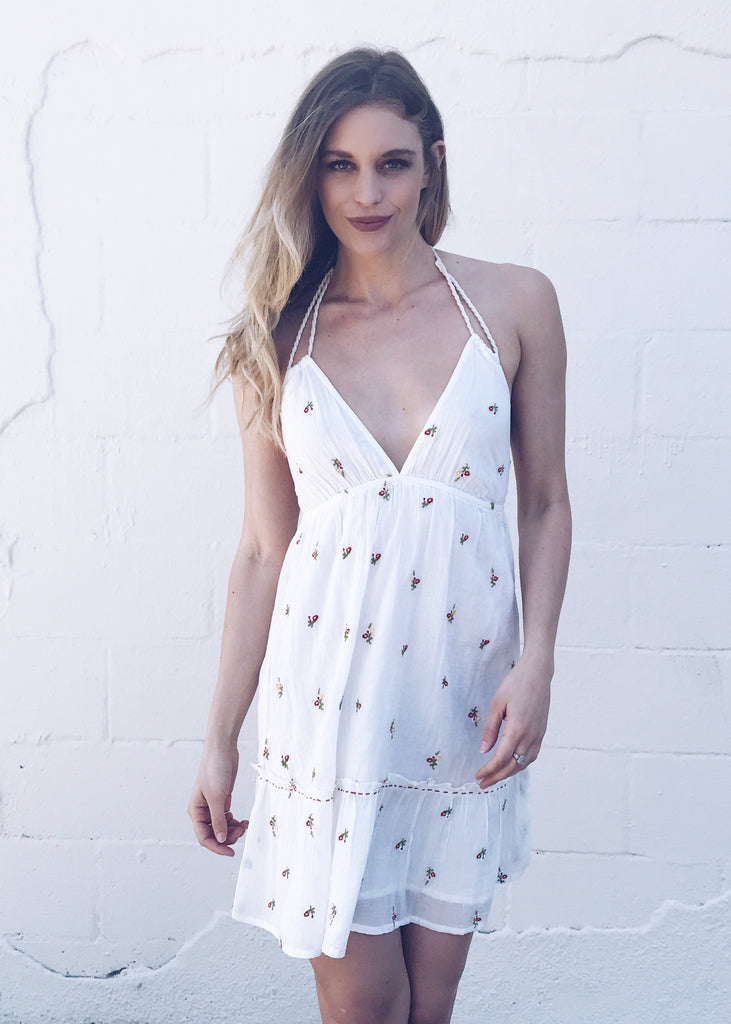 DOLLY SUN DRESS - JD LUXE