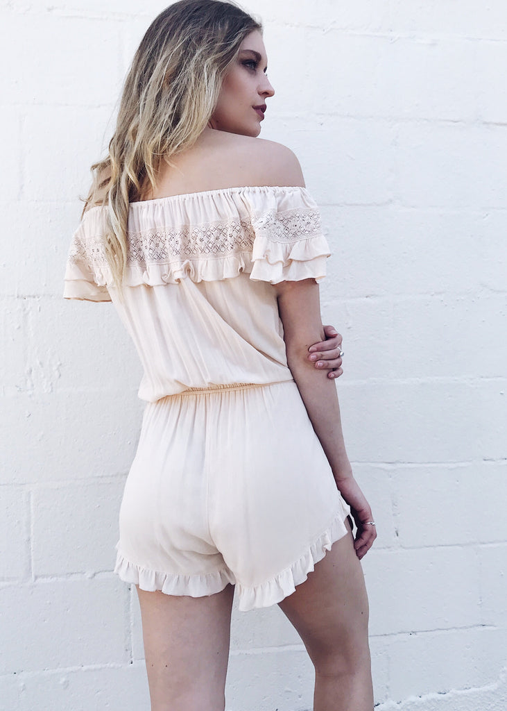 NEW MOON ROMPER - JD LUXE