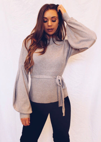 CAMILLE CASHMERE SWEATER