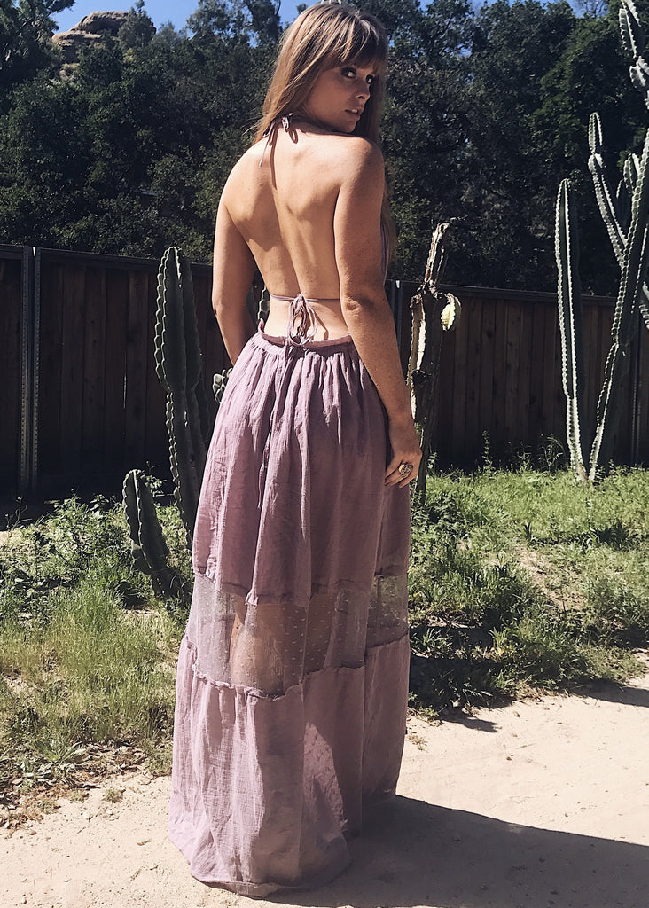 APHRODITE MAXI DRESS - JD LUXE