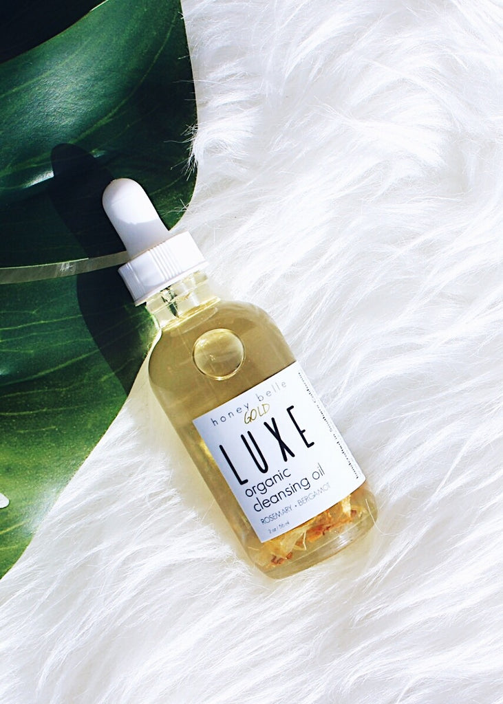 HONEY BELLE | LUXE ORGANIC CLEANSING OIL