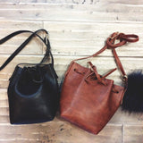 BUCKET BAG - JD LUXE