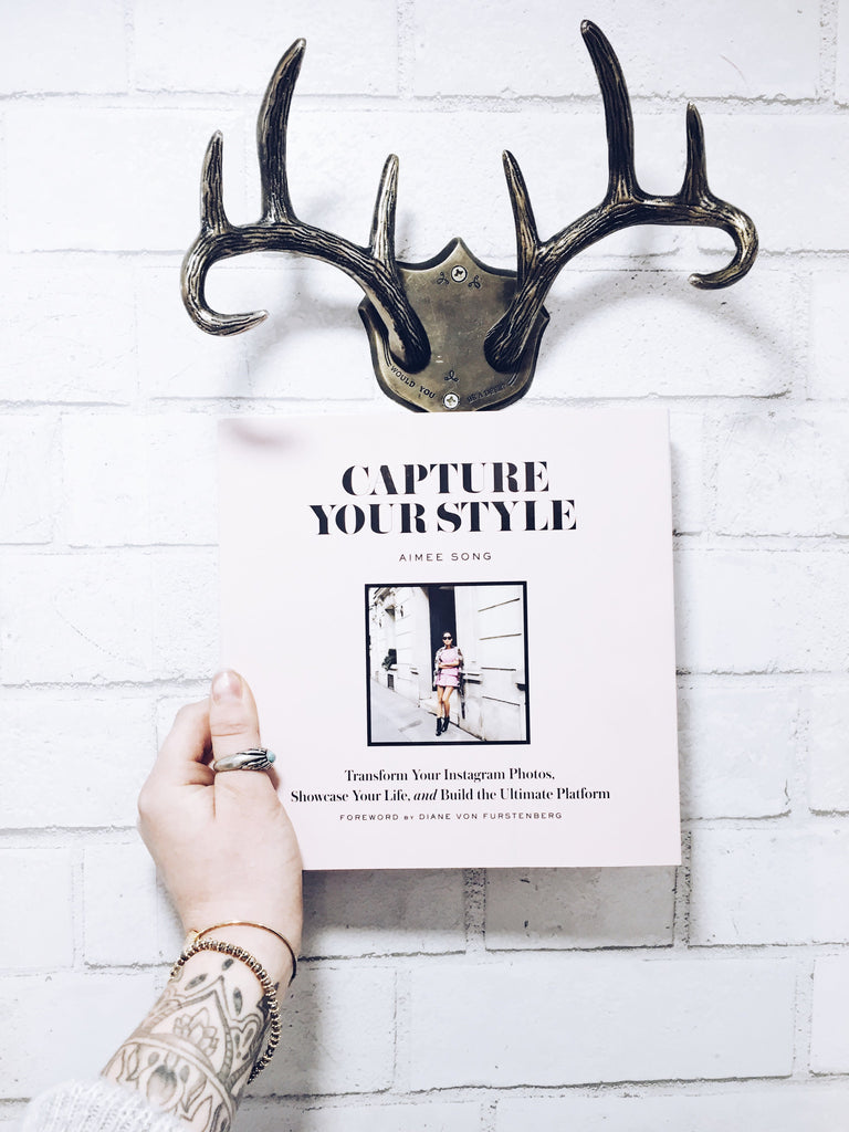 CAPTURE YOUR STYLE by Aimee Song - JD LUXE