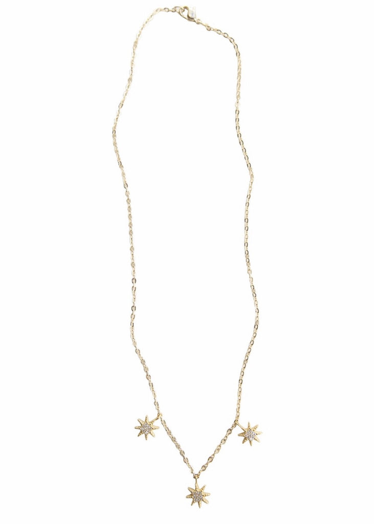 FIVE AND TWO JOSS NECKLACE - JD LUXE