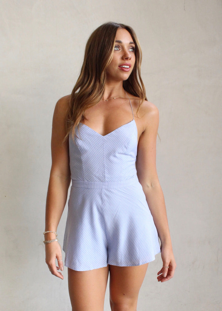 LOST IN PARADISE ROMPER - JD LUXE